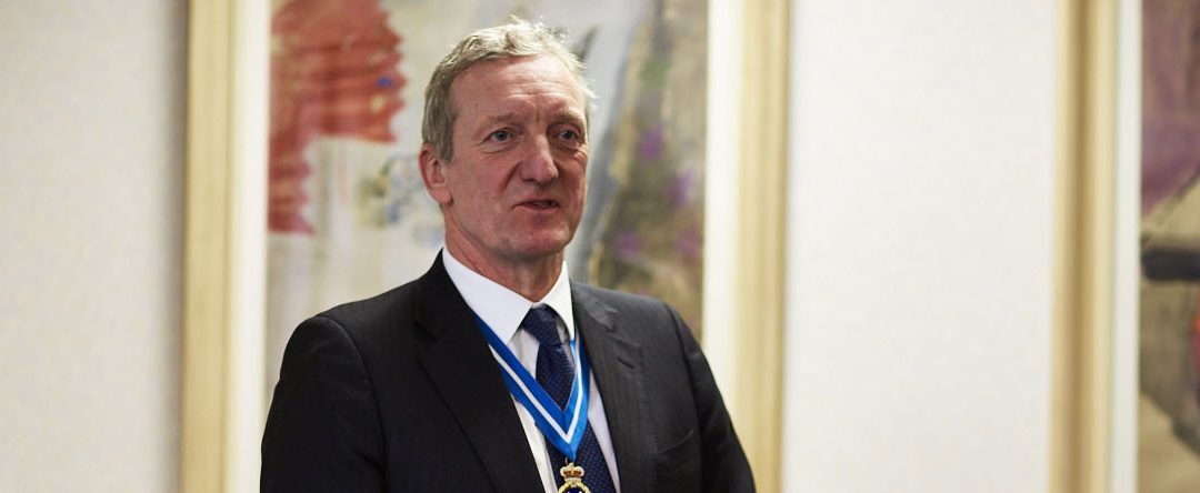 Meet Chris Brown, High Sheriff of West Yorkshire 2016-17