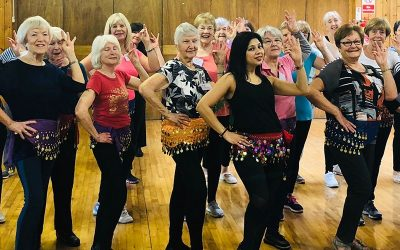 Tackling loneliness through Bollywood dancing: D Dance