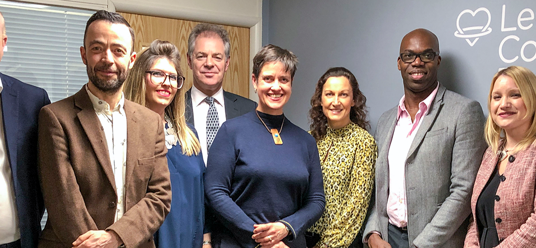 Five new trustees join our board