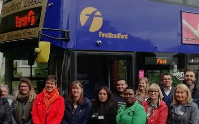 Bradford Businesses On Board!