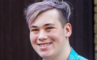 Meet Aaron